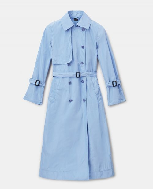 TECHNICAL POLYESTER TRENCH