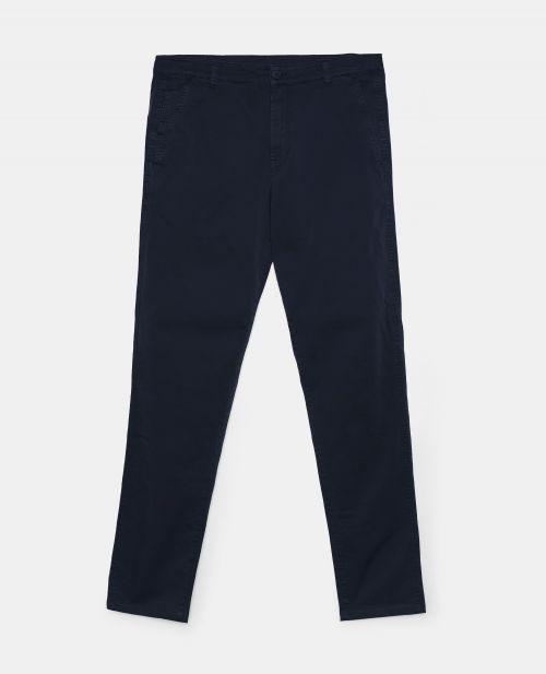 STRETCH GABARDINE CHINO PANTS