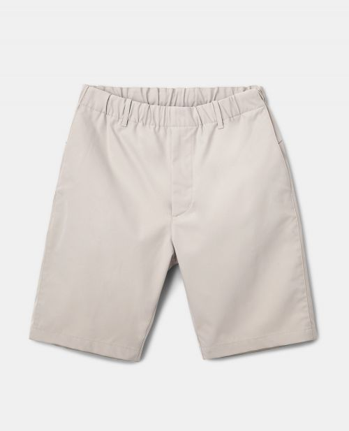 COTTON-TOUCH POLYESTER BERMUDA SHORTS