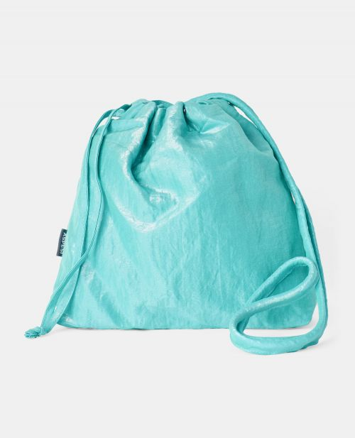 ORGANZA BUCKET BAG