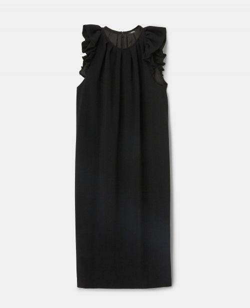 CADY CREPE DRESS