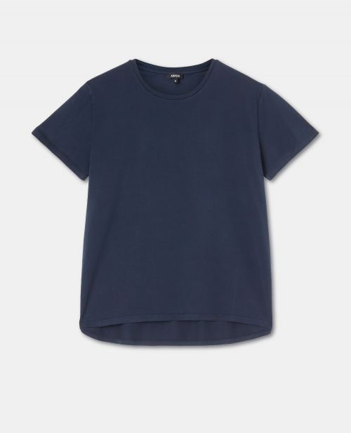 T-SHIRT IN JERSEY IN COTONE