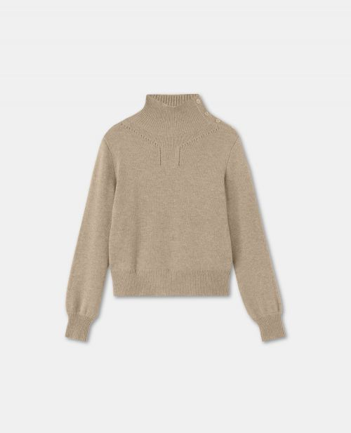 NATURAL CASHMERE KNITWEAR