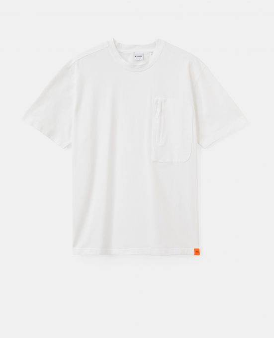 OPEN-END COTTON JERSEY T-SHIRT