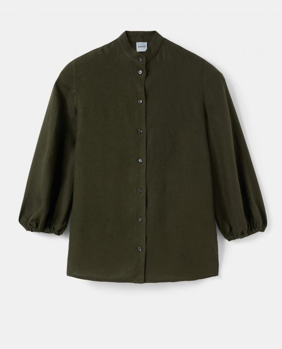 LIGHTWEIGHT LINEN SHIRT