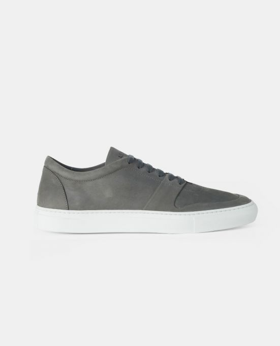 SNEAKERS IN NAPPA NATURALE
