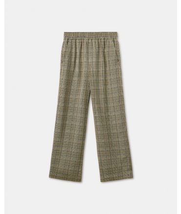 VISCOSE TWILL PANTS